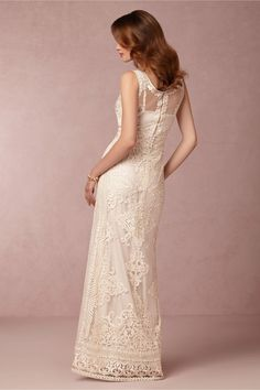 Alhambra Gown in Bride Wedding Dresses at BHLDN