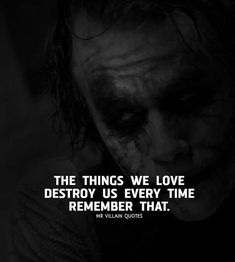 19 Joker Quotes Why So Serious. Why so serious? Take a look at our new quotes and relax…. Heath Ledger Joker Quotes, Best Joker Quotes, Badass Quotes, Real Life Quotes, True Quotes, Words Quotes, Dark Quotes, Wisdom Quotes, Psycho Quotes
