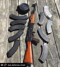 Lee Armory Ak 47, Guns And Ammo, Survival Gear, Firearms, Knives, Gears, Weapons, Porn, Concept