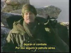 Argentinos se rinden en Malvinas (1982) - YouTube