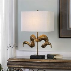 Currey and Company Curio Table Lamp