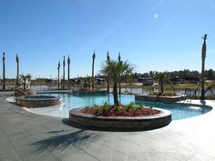 Bella Terra of Gulf Shores RV Resort in Foley, Alabama... A top RV Resort in the country! Fun events, infinity pool & great lake views!