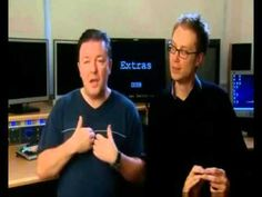 EXTRAS Bloopers: Ricky Gervais - The Ivy