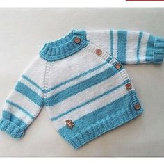 # Quote # Quote # knitting paint - - Always wanted to discover ways to knit, y. Boys Knitting Patterns Free, Baby Sweater Patterns, Crochet Baby Cardigan, Baby Cardigan Knitting Pattern, Knitting For Kids, Baby Patterns, Baby Boy Sweater, Baby Sweaters, Tricot Baby