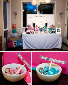 Gender Reveal Game Theme