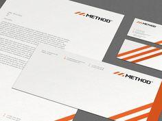 METHOD Corporate Identity by Muhammad Ali Effendy