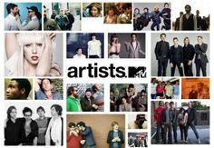 MTV Takes Aim To Become MySpace For Artists With Artists.MTV