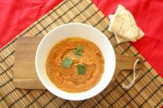 Levantský dip z pečených paprik MUHAMMARA Ethnic Recipes, Food, Fine Dining, Red Peppers, Essen, Meals, Yemek, Eten