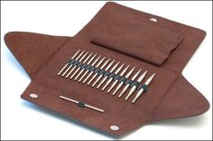 Addi Click Lace Short Tip Interchangeable Knitting Needle Set