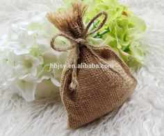 Small Jute Bags, Handmade Soaps, Burlap, Skull, Pouch, Candy, App, Printed, Check