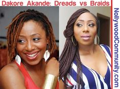 "Dakore Akande: ""I didn't cut off my dreads for marriage, but because I was tired of it""   Get the full gist here: http://www.nollywoodsocial.com/photo/857   Shared by Nigeria Movie Network, Nigeria's No.1 #Nollywood network for news, movies and news!"
