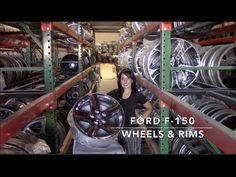 OEM Ford F-150 Truck Wheels | Stock Used Factory Rims | OriginalWheel.com