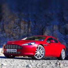 Cool Aston Martin Rapide