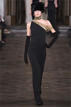 Sfilata Ralph Lauren Collection New York - Collezioni Autunno Inverno 2013-14 - Vogue