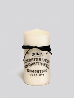 Gypsy Warrior - Ouija Candle
