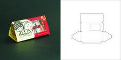 rectangular packaging template - Buscar con Google
