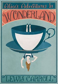 Cool Alice in Wonderland poster