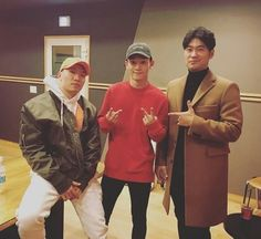 Chen and Dynamic Duo ❤ Check their collaboration song: Nosedive ✨
