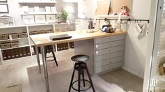 Cheap Craft Room Furniture Ideas From IKEA 3