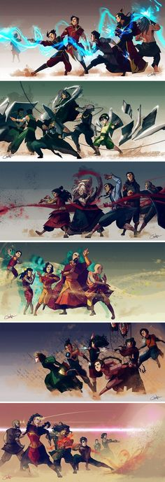 Anime & Manga Avatar The last Airbender and The legend of Korra artwork made by How To Pr Avatar Aang, Avatar Airbender, Avatar Legend Of Aang, Avatar The Last Airbender Funny, The Last Avatar, Team Avatar, Avatar Fan Art, Zuko And Katara, Avatar Cartoon