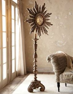 John Richard Starburst Lamp