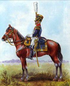 Colonnello fanteria francese