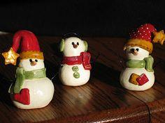 sculpy ornaments