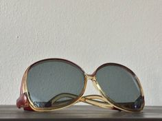 Vintage Sunglasses Womens Sunglasses 1970s Mod Sunglasses