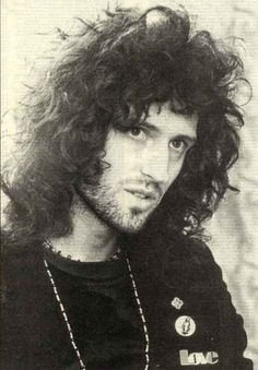 Brian May. One of the best guitarists ever