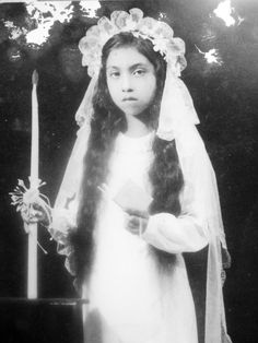 first communion, Mexico, ca. 1920