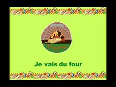 Je suis une pizza, song by Charlotte Diamond High School French, French Class, French Lessons, Food In French, French Kids, French Songs, French Phrases, French Teacher, Teaching French