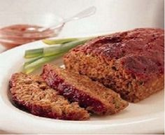 WW Crockpot Meatloaf-This is a 4 Points+ recipe. Makes 8 servings.