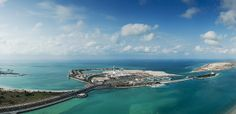 The St. Regis Abu Dhabi—Abu Dhabi Marina view