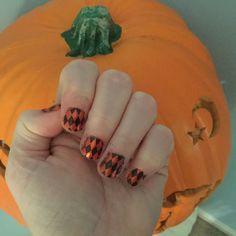 October 27 Harlequin Halloween