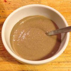 Ricetta Salsa Tahin (semi di sesamo) Vegan pubblicata da Miss V - Questa ricetta è nella categoria Salse, sughi, condimenti, creme spalmabili e confetture