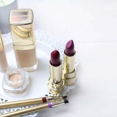 A collection of luxurious and opulent products fit for the Dolce and Gabbana adorers. And this is how I wore them. The post Dolce and Gabbana Beauty: Get the Look appeared first on Inthefrow. Get The Look, Natural Makeup, Lipstick, Skin Care, Cosmetics, Luxury, How To Wear, Beauty, Dressing Room
