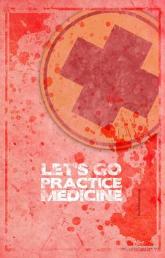 Team Fortress 2: Medic iPhone Case
