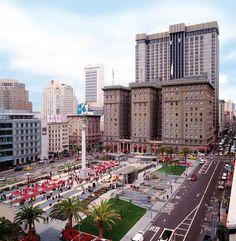 Westin St. Francis Hotel, Union Square San Francisco
