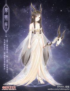 Nikki UP2U - 12 Horoscope - Capricorn