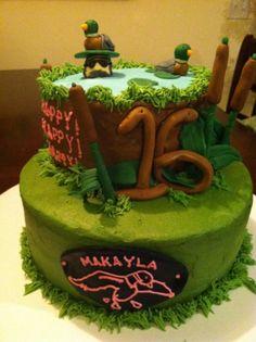 Duck Dynasty Birthday Cake Ideas | Duck Dynasty