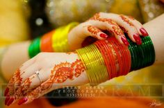 Photography by Rehan akram Bridal Bangles, Bridal Jewelry, Silver Bracelets, Bangle Bracelets, Bridal Mehndi Dresses, Silk Thread Bangles, Mehndi Designs For Hands, Hand Jewelry, Earring Tutorial