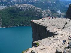 Preikestolen, Norway | 30 Sights That Will Give You A Serious Case Of Wanderlust