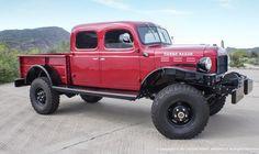 1955 Dodge Power Wagon Crew Cab | eBay
