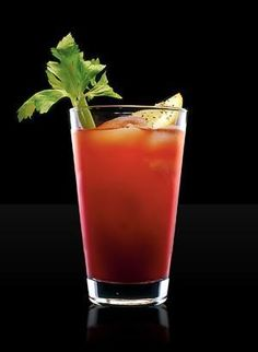 Bloody Mary, so good on a Sunday morning...