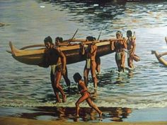 "The ancient Polynesians were excellent canoe builders, sailors and navigators. Read about the inspiration, creation and sailing of the great canoe they named ""Malolo"" at www.authorrobertbonville.com, Voyages of Malolo."