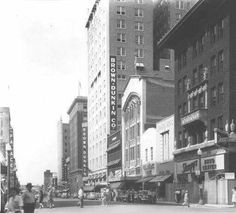 5th and Main, 1943, Tulsa I worked at Brown-Dunkin during the Christmas season 1969. My very first job.