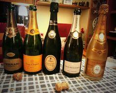 In ottima compagnia #spumante #champagne