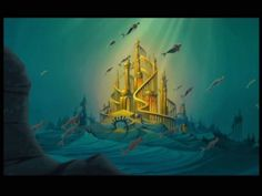 Underwater Mermaid Castle 1000+ images about THE...