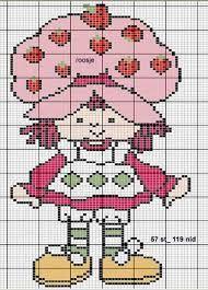 Resultado de imagen para patrones de flores en punto de cruz para imprimir