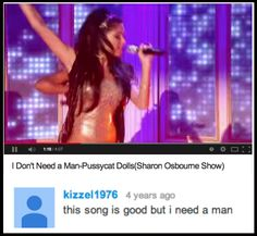 The hardship of being single. | 26 YouTube Comments That Will Actually Make You Laugh
